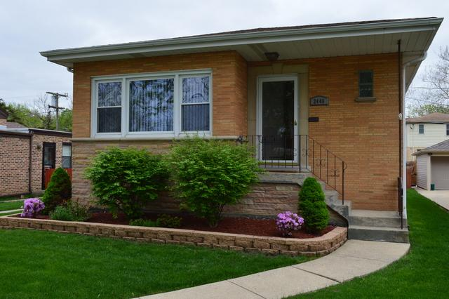 2446 S 9th Avenue, North Riverside, IL 60546 (MLS #10386156) :: Angela Walker Homes Real Estate Group