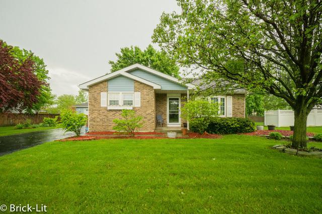 7433 W Tartan Road, Frankfort, IL 60423 (MLS #10386193) :: Berkshire Hathaway HomeServices Snyder Real Estate