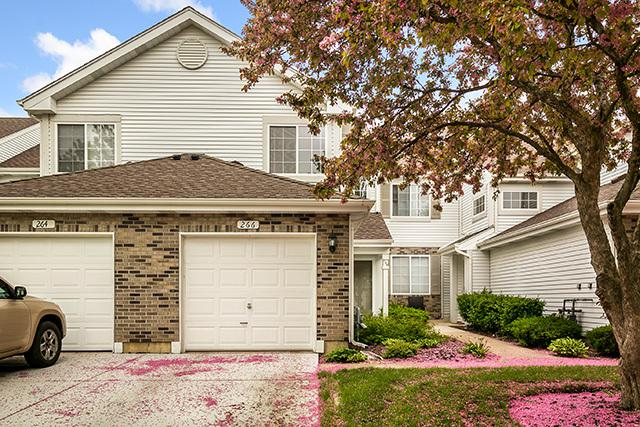 266 Sierra Pass Drive, Schaumburg, IL 60194 (MLS #10386236) :: Ryan Dallas Real Estate