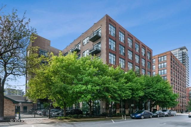 701 W Jackson Boulevard 506F, Chicago, IL 60661 (MLS #10386251) :: Berkshire Hathaway HomeServices Snyder Real Estate