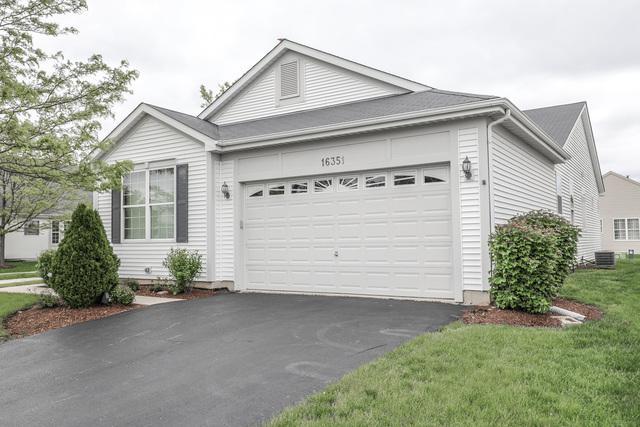 16351 Montclare Lake Court, Crest Hill, IL 60403 (MLS #10386258) :: Century 21 Affiliated