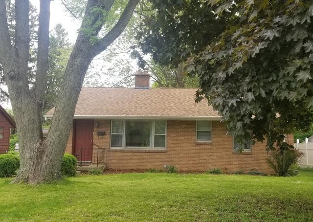 1604 S Vine Street, Urbana, IL 61801 (MLS #10386265) :: Ryan Dallas Real Estate