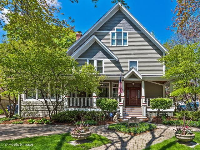 224 N Ellis Avenue, Wheaton, IL 60187 (MLS #10386314) :: Berkshire Hathaway HomeServices Snyder Real Estate