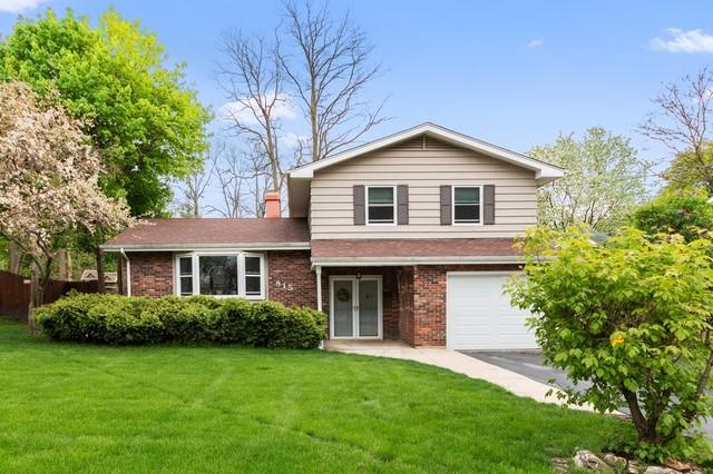 815 Ohio Avenue, St. Charles, IL 60174 (MLS #10386416) :: Berkshire Hathaway HomeServices Snyder Real Estate