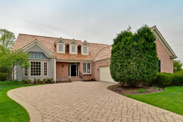 705 S Windsor Court, Lake Forest, IL 60045 (MLS #10386430) :: Berkshire Hathaway HomeServices Snyder Real Estate