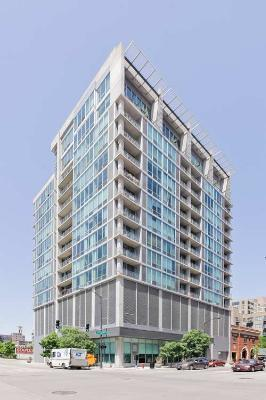 700 W Van Buren Street #901, Chicago, IL 60607 (MLS #10386431) :: Berkshire Hathaway HomeServices Snyder Real Estate