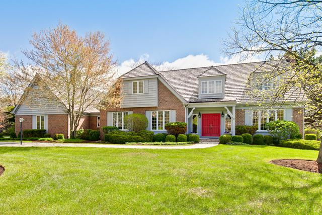 1691 Lowell Lane, Lake Forest, IL 60045 (MLS #10386440) :: Berkshire Hathaway HomeServices Snyder Real Estate