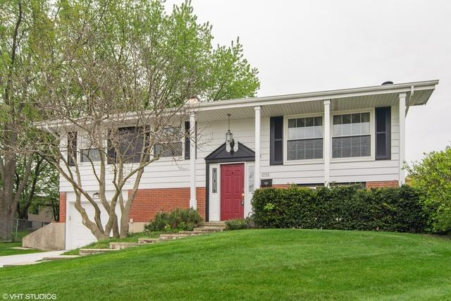 1735 Chippendale Road, Hoffman Estates, IL 60169 (MLS #10386453) :: Berkshire Hathaway HomeServices Snyder Real Estate