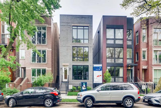 879 N Hermitage Avenue #2, Chicago, IL 60622 (MLS #10386535) :: Property Consultants Realty