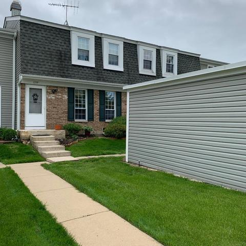 1339 Northampton Lane, Roselle, IL 60172 (MLS #10386694) :: Berkshire Hathaway HomeServices Snyder Real Estate