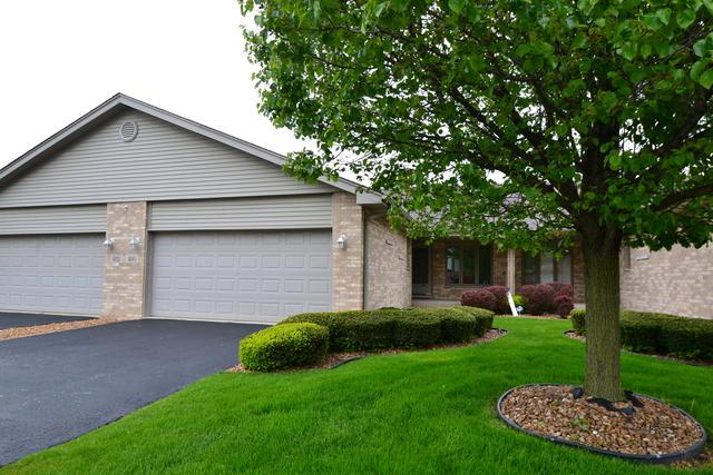 4110 142nd Street #2, Crestwood, IL 60418 (MLS #10386726) :: Century 21 Affiliated
