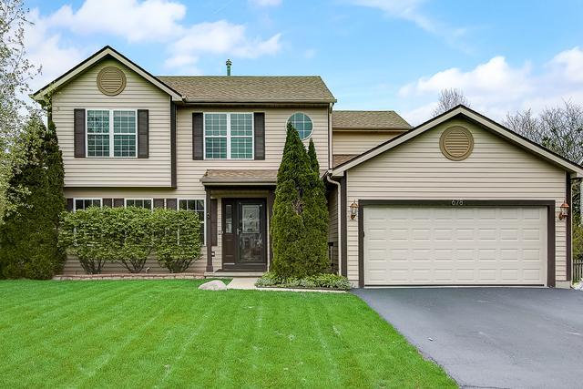 678 N Autumn Circle, Lindenhurst, IL 60046 (MLS #10386731) :: Berkshire Hathaway HomeServices Snyder Real Estate