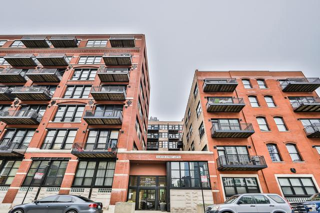 226 N Clinton Street #302, Chicago, IL 60661 (MLS #10386736) :: Berkshire Hathaway HomeServices Snyder Real Estate