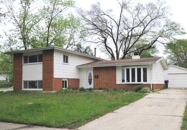 321 Douglas Street, Park Forest, IL 60466 (MLS #10386767) :: Berkshire Hathaway HomeServices Snyder Real Estate