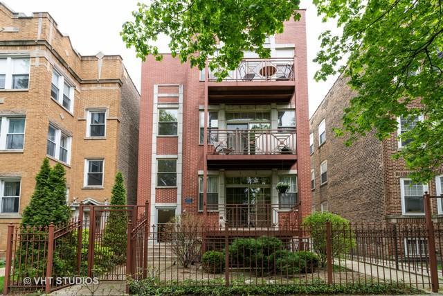 6507 N Bosworth Avenue G, Chicago, IL 60626 (MLS #10386790) :: Berkshire Hathaway HomeServices Snyder Real Estate