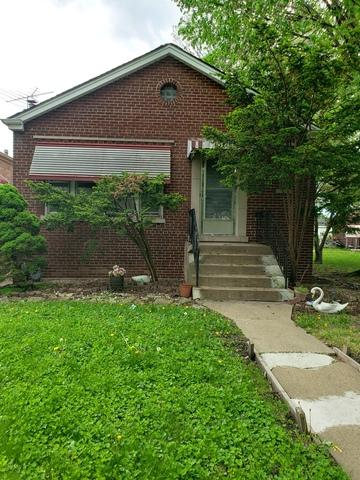 14204 S Wabash Avenue, Riverdale, IL 60827 (MLS #10386869) :: Berkshire Hathaway HomeServices Snyder Real Estate