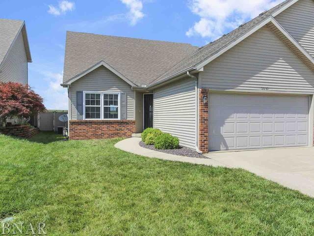 3510 Ballyford Drive, Bloomington, IL 61704 (MLS #10386913) :: Ryan Dallas Real Estate