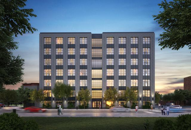 1400 W Monroe Street 5G, Chicago, IL 60607 (MLS #10386945) :: Berkshire Hathaway HomeServices Snyder Real Estate
