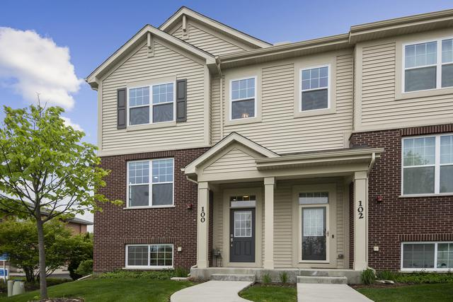 100 Lexington Lane, Rolling Meadows, IL 60008 (MLS #10386956) :: Berkshire Hathaway HomeServices Snyder Real Estate