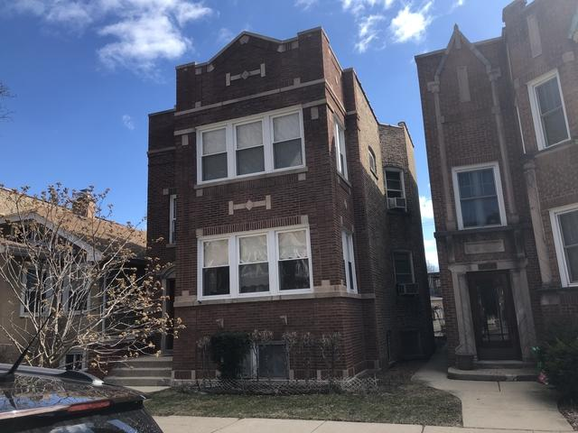 5933 N Maplewood Avenue, Chicago, IL 60659 (MLS #10386969) :: Berkshire Hathaway HomeServices Snyder Real Estate