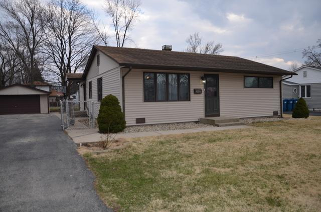 6541 W 112th Place, Worth, IL 60482 (MLS #10386972) :: Berkshire Hathaway HomeServices Snyder Real Estate