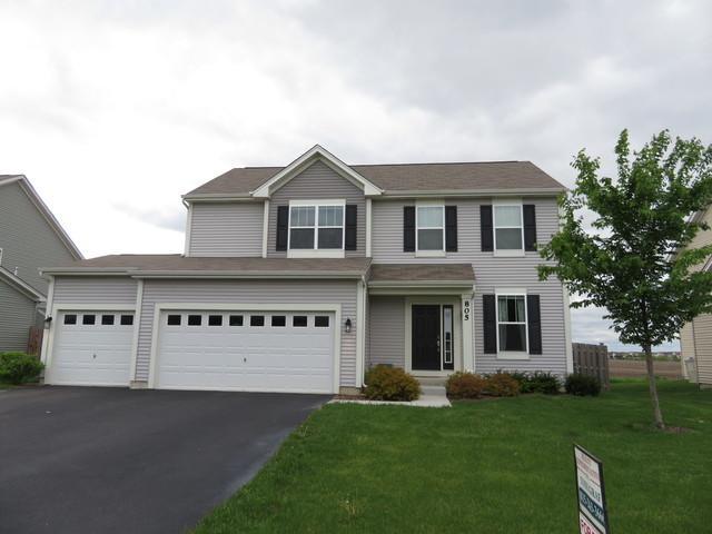 805 Treesdale Way, Joliet, IL 60431 (MLS #10386977) :: Ryan Dallas Real Estate
