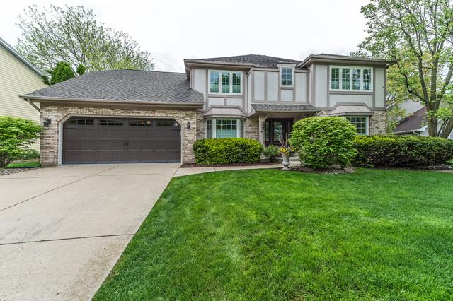 1176 Kenilworth Circle, Naperville, IL 60540 (MLS #10387013) :: Berkshire Hathaway HomeServices Snyder Real Estate