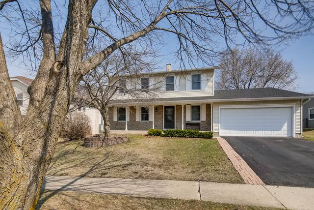 1890 Dogwood Drive, Hoffman Estates, IL 60192 (MLS #10387128) :: Berkshire Hathaway HomeServices Snyder Real Estate