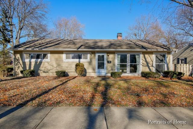 705 Dawes Avenue, Wheaton, IL 60189 (MLS #10387263) :: Berkshire Hathaway HomeServices Snyder Real Estate