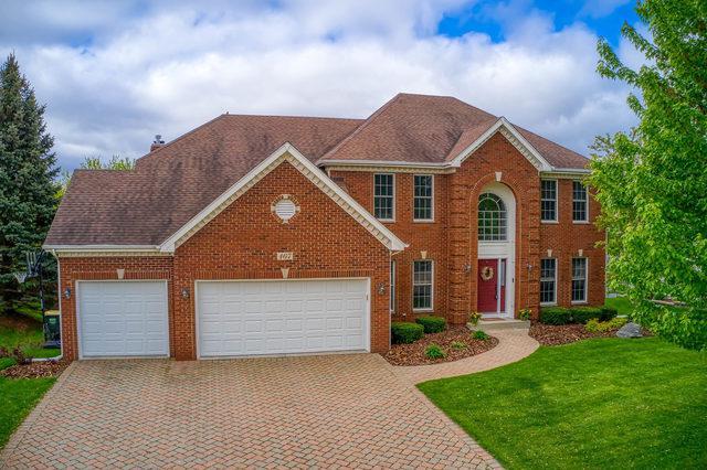 467 Arboretum Way, Oswego, IL 60543 (MLS #10387264) :: Ryan Dallas Real Estate