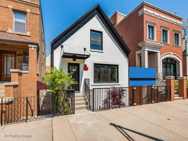 2022 W Charleston Street, Chicago, IL 60647 (MLS #10387292) :: Berkshire Hathaway HomeServices Snyder Real Estate
