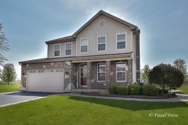800 Bach Court, Woodstock, IL 60098 (MLS #10387294) :: Berkshire Hathaway HomeServices Snyder Real Estate