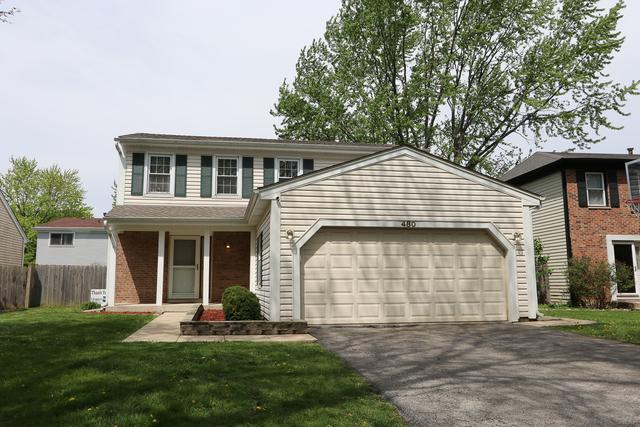 480 Dover Drive, Roselle, IL 60172 (MLS #10387295) :: Berkshire Hathaway HomeServices Snyder Real Estate