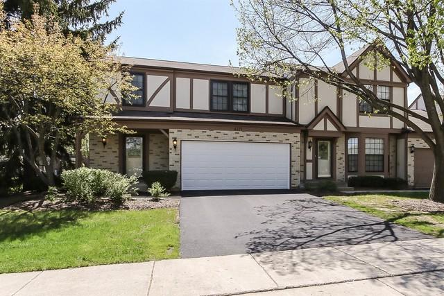 4571 Olmstead Drive, Hoffman Estates, IL 60192 (MLS #10387376) :: The Jacobs Group