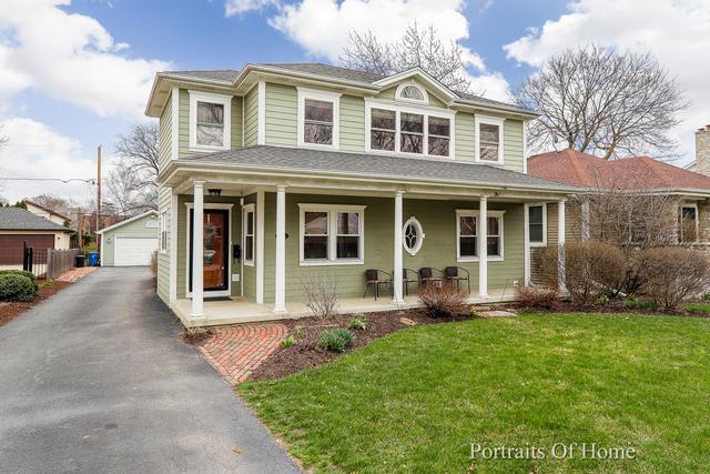 333 S Gilbert Avenue, La Grange, IL 60525 (MLS #10387406) :: Berkshire Hathaway HomeServices Snyder Real Estate