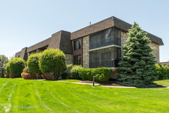 15721 Brassie Court 2S, Orland Park, IL 60462 (MLS #10387440) :: The Perotti Group | Compass Real Estate