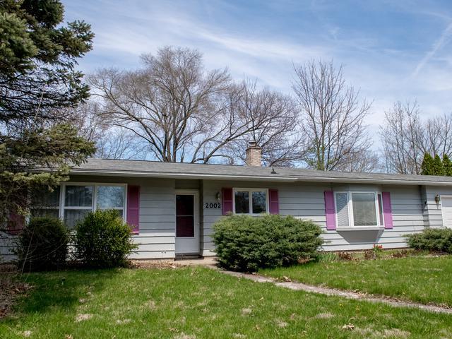 2002 Hemlock Drive, Champaign, IL 61821 (MLS #10387537) :: Ryan Dallas Real Estate