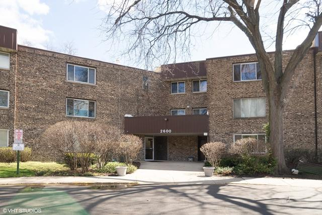 2600 Brookwood Way Drive 111A, Rolling Meadows, IL 60008 (MLS #10387556) :: Berkshire Hathaway HomeServices Snyder Real Estate