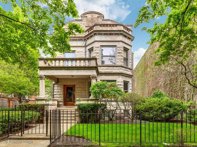 622 W Arlington Place, Chicago, IL 60614 (MLS #10387557) :: BNRealty