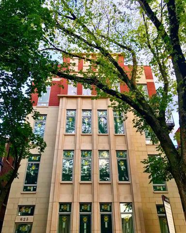 625 W Cornelia Avenue #5, Chicago, IL 60657 (MLS #10387558) :: Berkshire Hathaway HomeServices Snyder Real Estate