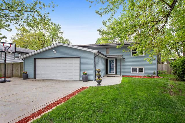 16156 Pamela Court, Oak Forest, IL 60452 (MLS #10387588) :: Berkshire Hathaway HomeServices Snyder Real Estate
