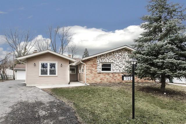 750 Ashley Court, Hoffman Estates, IL 60169 (MLS #10387591) :: Berkshire Hathaway HomeServices Snyder Real Estate