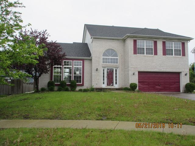 7317 Southworth Circle, Plainfield, IL 60586 (MLS #10387595) :: Ryan Dallas Real Estate