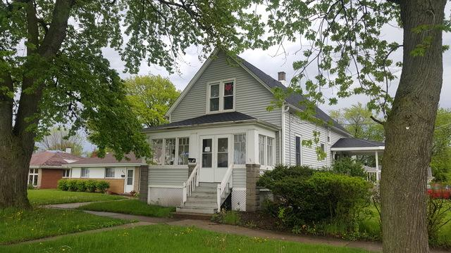 653 E 154th Street, South Holland, IL 60473 (MLS #10387605) :: Berkshire Hathaway HomeServices Snyder Real Estate