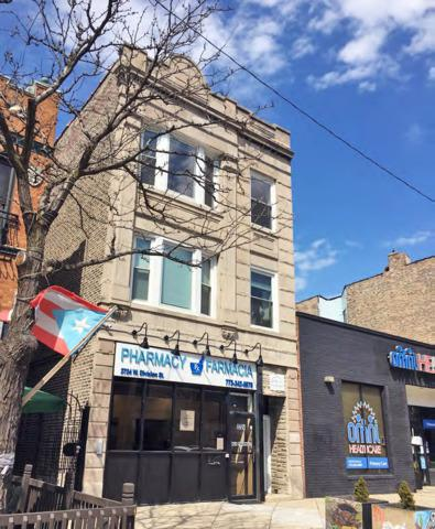 2724 W Division Street 2F, Chicago, IL 60622 (MLS #10387606) :: Domain Realty
