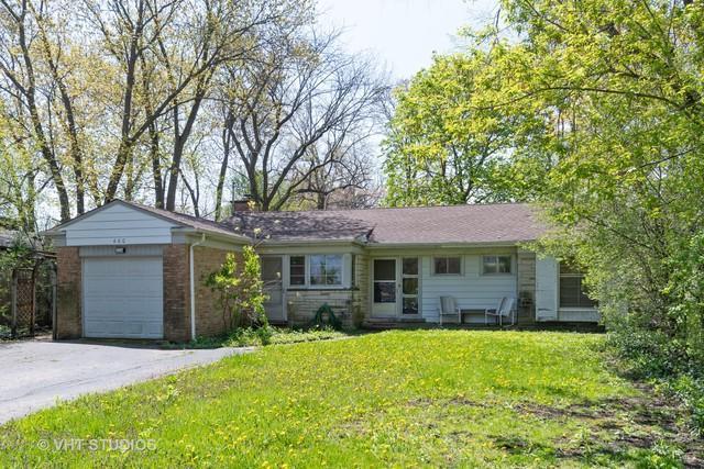 600 Rambler Lane, Highland Park, IL 60035 (MLS #10387613) :: Ryan Dallas Real Estate