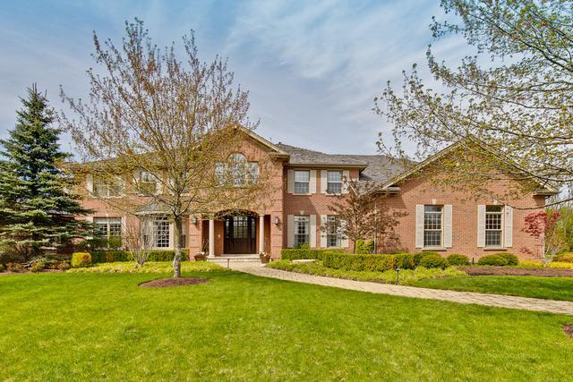 6 Bannockburn Court, Bannockburn, IL 60015 (MLS #10387677) :: Berkshire Hathaway HomeServices Snyder Real Estate
