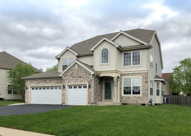 2106 Providence Way, Joliet, IL 60431 (MLS #10387693) :: Ryan Dallas Real Estate
