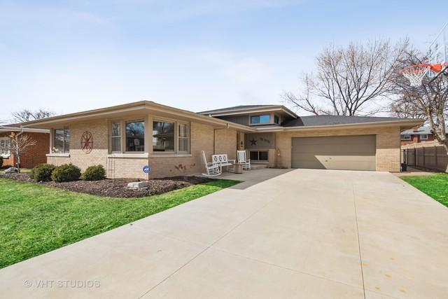 650 S Stratford Avenue, Elmhurst, IL 60126 (MLS #10387743) :: The Perotti Group | Compass Real Estate