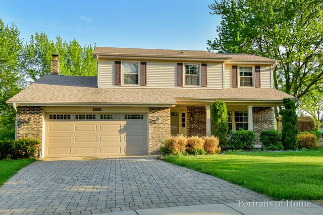 6850 Barrett Street, Downers Grove, IL 60516 (MLS #10387759) :: Berkshire Hathaway HomeServices Snyder Real Estate
